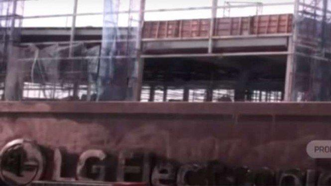Ratusan Pekerja Positif, Begini Alur Penyebaran Corona di Pabrik LG