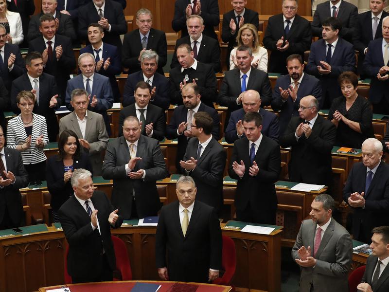 民粹主義歐洲高漲 奧班政府仍有支持者