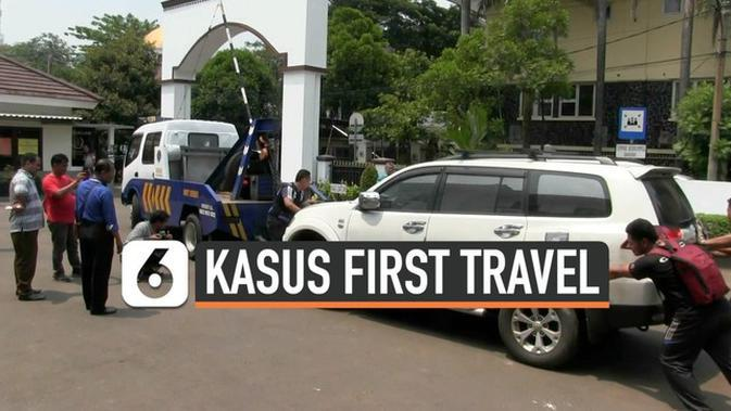 VIDEO: Barang Bukti First Travel Dipindah, Persiapan Lelang?