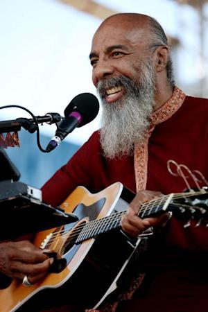 Richie Havens -- Greenwich Village Folksinger, Woodstock Icon, PBS Tote Bag Warrior!