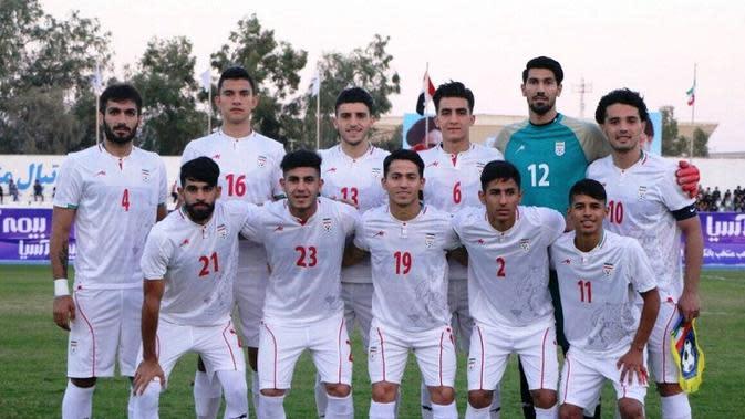 Iran U-23. (dok. FFIRI)
