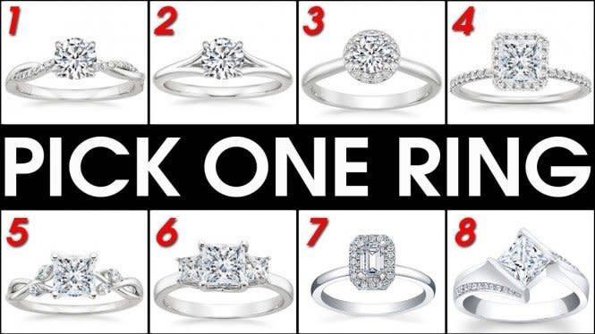 Cincin yang Kamu Pilih, Bisa Ungkap Kapan Kamu Menikah