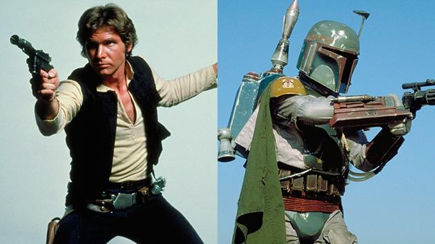 Two 'Star Wars' spin-off films rumored to focus on Boba Fett and a young Han Solo