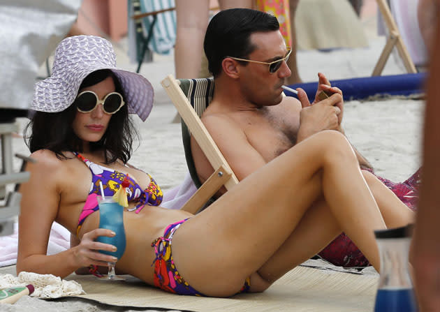 'Mad Men' goes to Maui