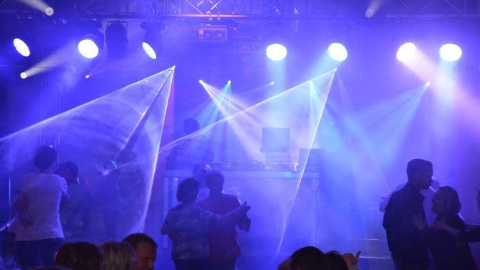Ilustrasi klub malam. (dok. Pixabay.com/winkimedia/Putu Elmira)