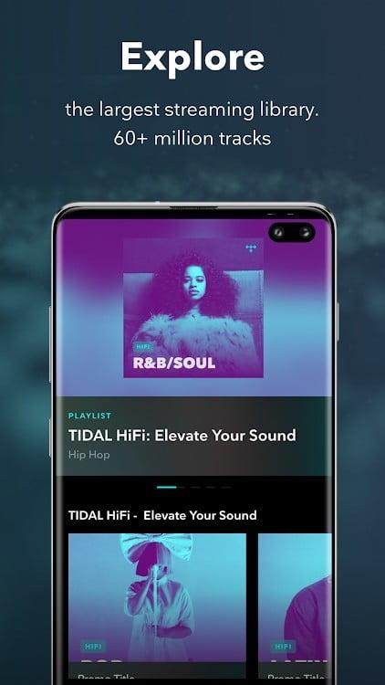 Tidal for Android Auto