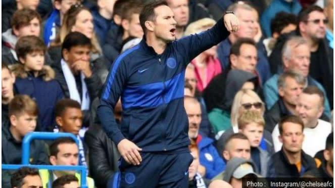 Manajer Chelsea, Frank Lampard