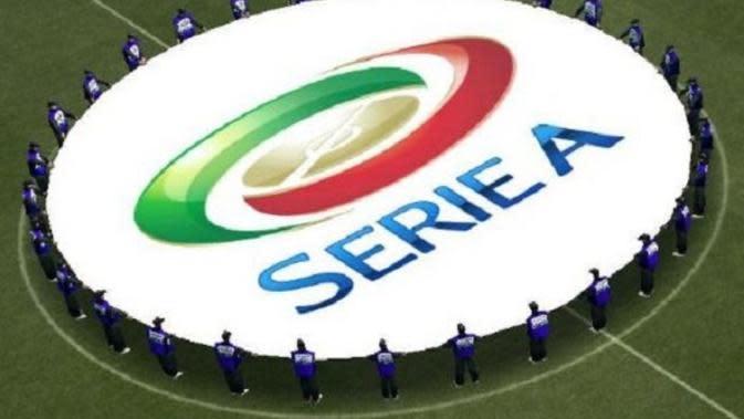 Serie A Logo Alternatif (istimewa)
