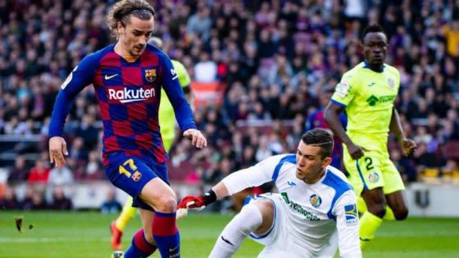 Barcelona Beri Nomor 7 ke Griezmann, Bagaimana Nasib Coutinho?