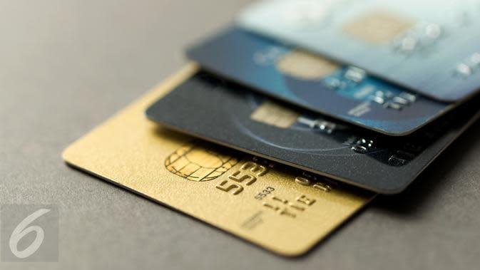 Ilustrasi Kartu Kredit (iStockphoto)