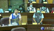 楊梅榮平路無側溝大雨後易積水 桃議員要求市府改善