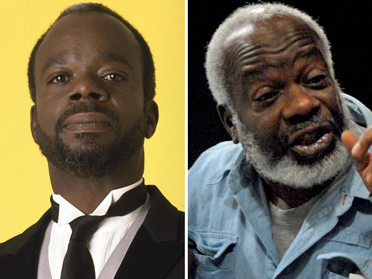Joseph Marcell as Geoffrey, the Butler