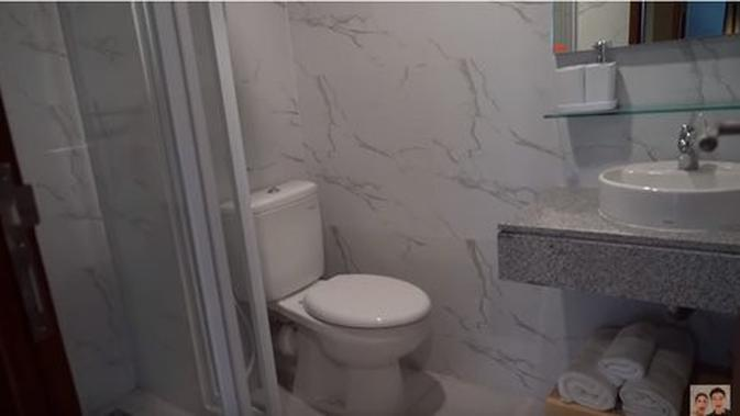 Penampakan kemewahan rumah Nenek Iro pemberian dari Baim Wong (Sumber Youtube Baim Wong)
