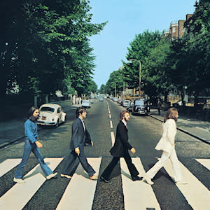 'Abbey Road' Cover Art: Strolling Back to Rock's Most Iconic Crosswalk