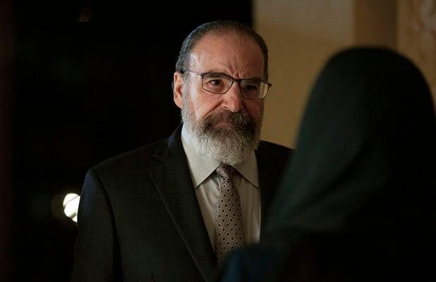 'Homeland' Actor Mandy Patinkin Encourages People to Vote – With a Little Help From His Wife