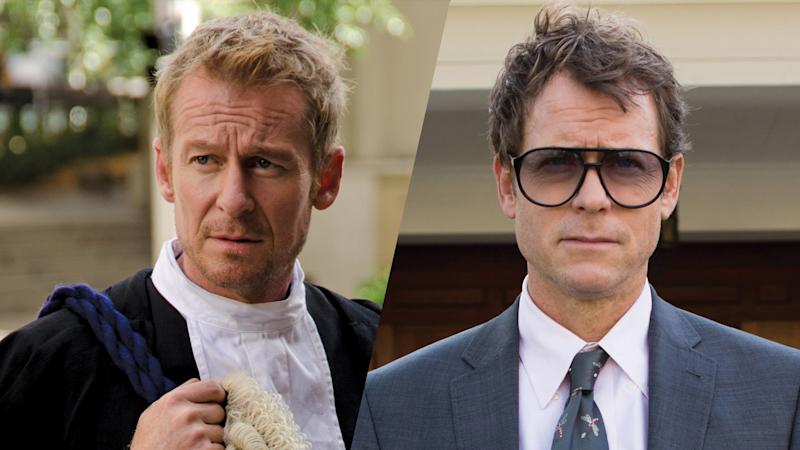 'Rake' Boss Peter Duncan Bridges Cultural Divide