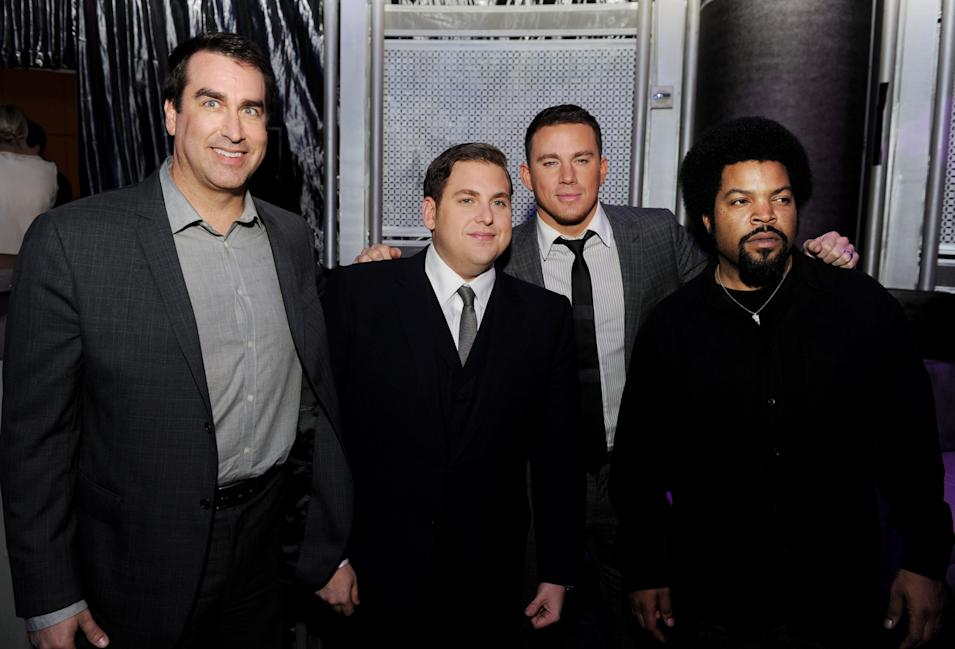 "Premiere Of Columbia Pictures' ""21 Jump Street"" - After Party"