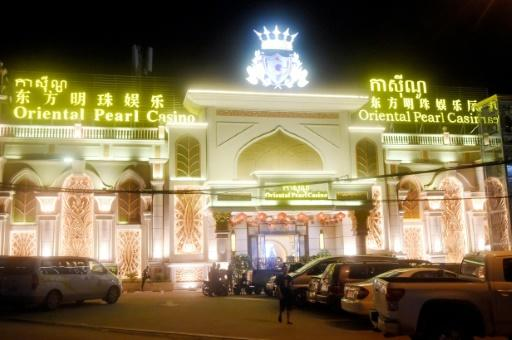 Chinese investment is transforming Cambodia's Preah Sihanouk province into a gambling playground for mainland tourists