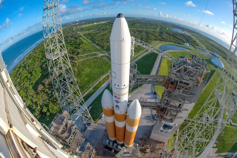 How to watch ULA launch its mighty Delta IV Heavy rocket on Wednesday