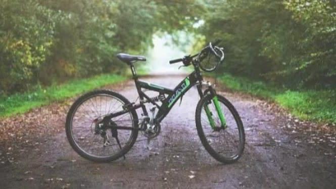 53 Gambar Bagus Sepeda Terlihat Keren