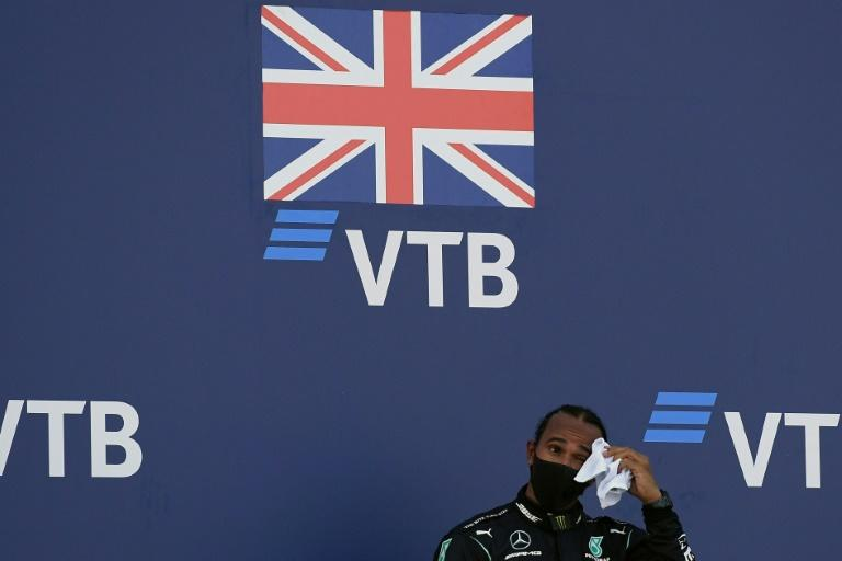 Hamilton says Sochi stewards are 'trying to stop me'