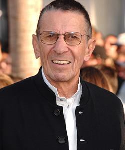 Leonard Nimoy Comes out of Retirement for 'Transformers'