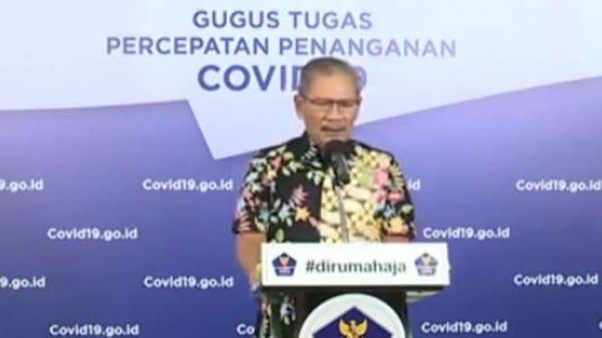 Update Corona Indonesia 26 Juni 2020: Positif 51.427, Meninggal 2.683