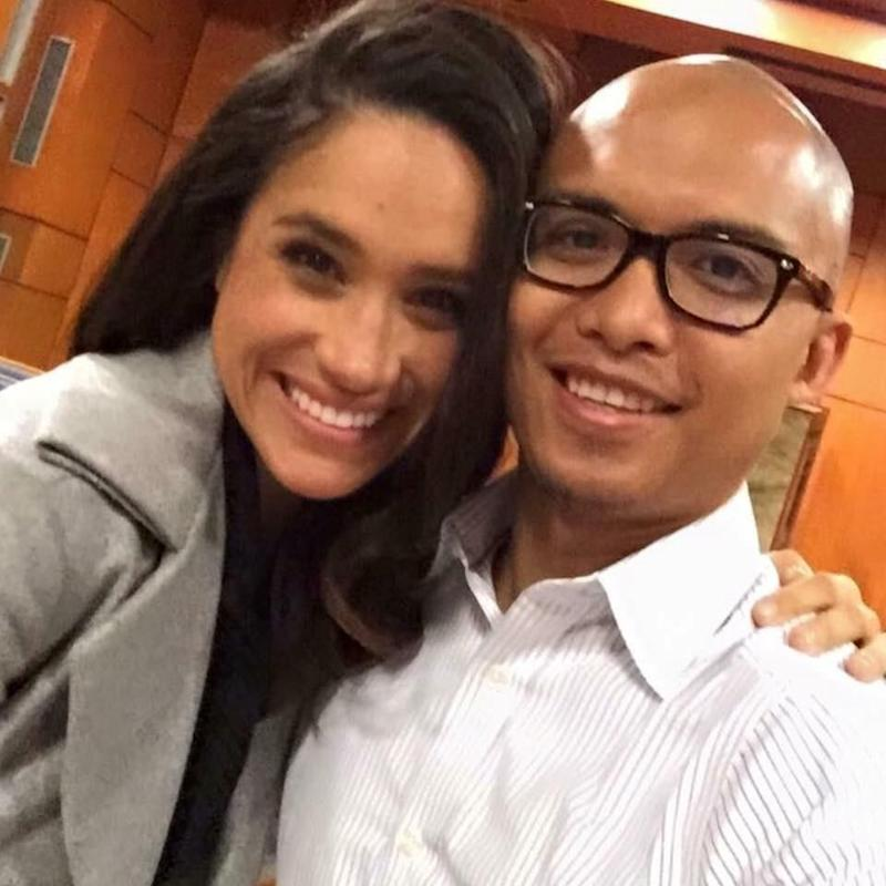 New York-based Eljay Aguillo explains how Meghan Markle actress stumbled upon his work back in 2013 after she saw his Instagram account, Why I Love New York City. Source: Supplied exclusively to Yahoo7 Be by Eljay Aguillo
