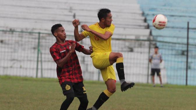 Bermain Imbang dengan Badak Lampung FC, Pelatih Semen Padang Tidak Kecewa