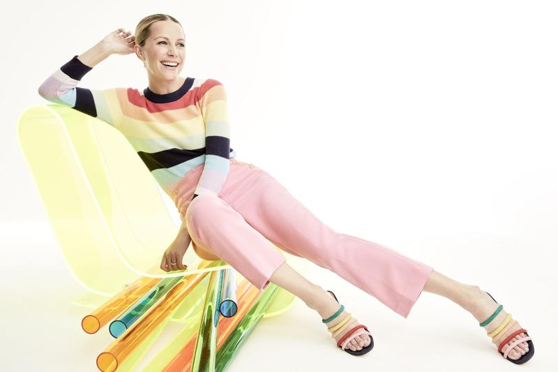 The Halogen x Atlantic-Pacific spring collection is available to shop now. Image courtesy of Nordstrom.
