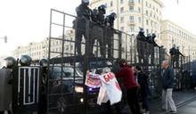 歐盟外長歡迎白俄羅斯反對派領袖訪布魯塞爾
