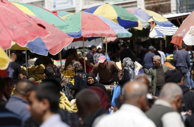 Palestinian economic woes compounded by COVID-19 - U.N. report