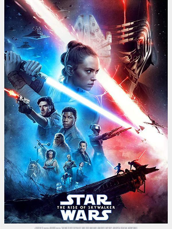 Poster film Star Wars: The Rise of Skywalker. (Foto: Dok. IMDb/ Walt Disney)