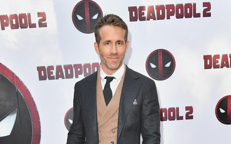 Actor Ryan Reynolds - Michael Loccisano/Getty Images