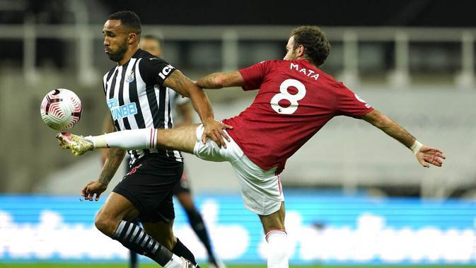 Liga Inggris: 13 Unggahan Warganet Manchester United Bungkam Newcastle United, Bikin Senam Jantung