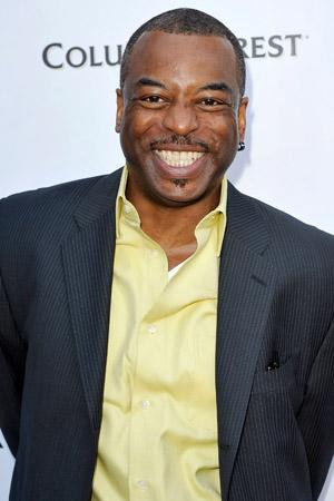LeVar Burton returns to TV on 'Perception,' talks 'Reading Rainbow' 2.0