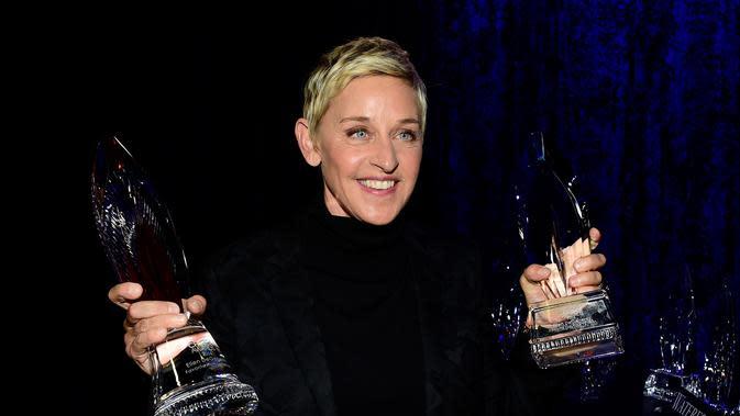Ellen DeGeneres (AFP/Bintang.com)