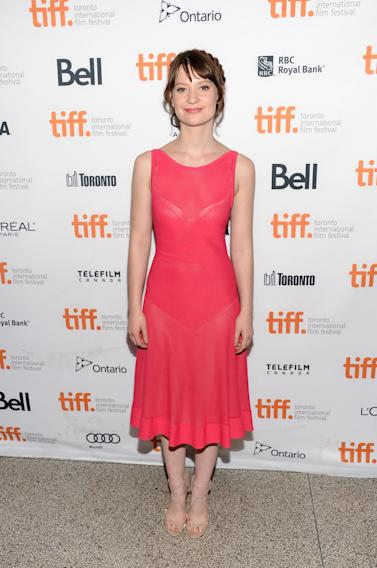 """Tracks"" Premiere - Arrivals - 2013 Toronto International Film Festival"