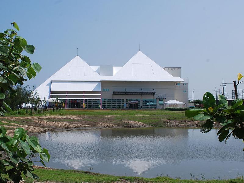 七股台灣鹽博物館