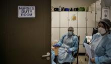 南非醫護染疫  逾2萬4000人