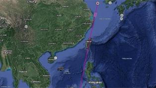 中國發射長征火箭嗆「飛過中國台灣島上空」 國防部說話了