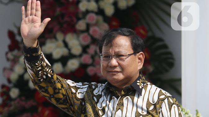 Menhan Prabowo Berminat Gelar Latihan Militer dengan China, Ini Respons AS