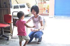 集愛到家走動式到宅社區療育服務