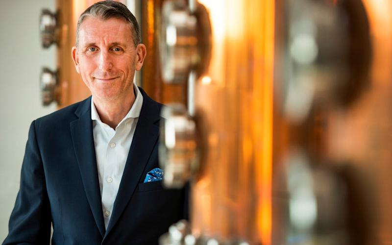Andy Wood, CEO of Adnams