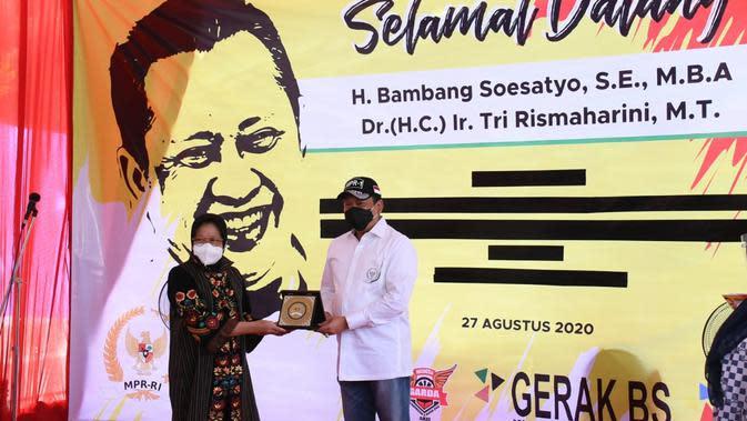 Resmikan 12 Nama Jalan di Surabaya, Bamsoet Dorong Perusahaan Giat Lakukan CSR
