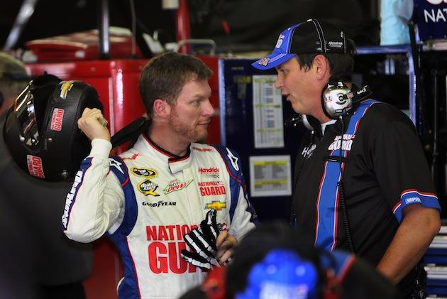 Steve Letarte leaving post as Dale Earnhardt Jr.'s crew chief for NBC Sports in 2015