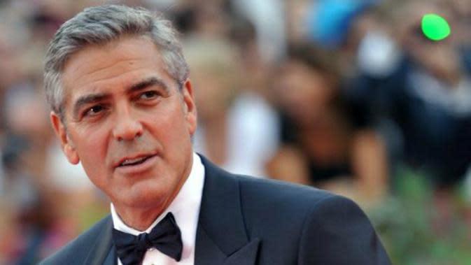 George Clooney (AFP)