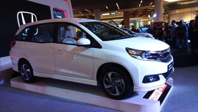 New Honda Mobilio (Dian/Liputan6.com)