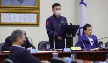 許水德、羅瑩雪逝世 江啟臣國民黨中常會致哀 (圖)