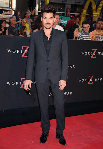 """World War Z"" New York Premiere - Inside Arrivals"